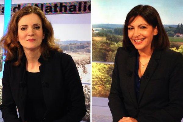 Nathalie Kosciusko Morizet (UMP) et Anne Hidalgo (PS), candidates à la mairie de Paris en 2014, répondront à vos questions durant 2 débats interactifs 100% web, les 12 et 14 février, de 19h20 à 20h.