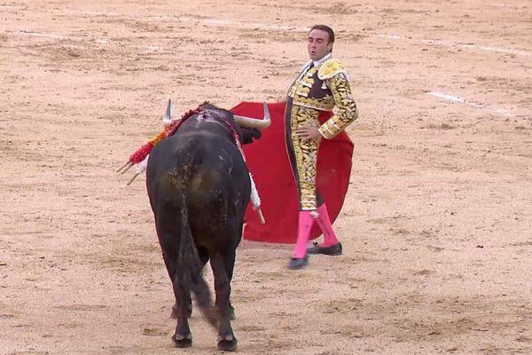 """La faena de Ponce au toro de Domingo Hernández (Madrid, 2 juin 2007) est un des 6 """"moments"""" choisis par Zocato."""