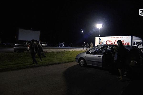 Vannes : ciné drive à l'Echonova