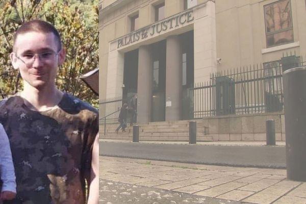 Le procureur de la République de Nîmes et le colonel Bertrand Michel se sont exprimés au palais de Justice de Nîmes dans l'affaire du tireur des Cévennes.