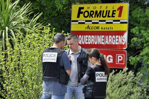 Xavier Dupont de Ligonnès a séjouné à l'hôtel Formule 1 de Roquebrune-sur-Argens