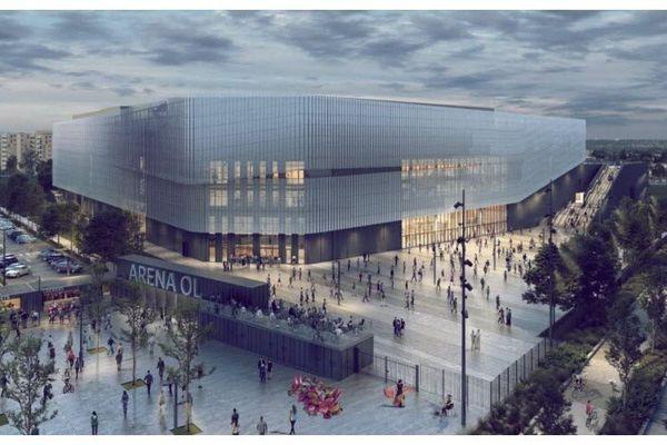 L'Arena pourrait accueillir jusqu'à 16 000 spectateur et s'inscrirait dans le projet d'OL Valley autour du Groupama Stadium de Décines-Charpieu