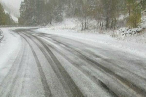 Prudence sur les routes de montagne