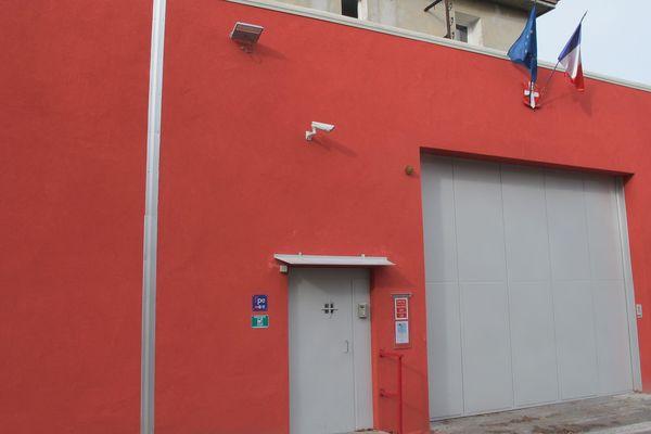 La maison d'arrêt de Chambéry