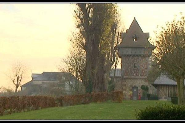 La ferme Saint-Siméon à Honfleur, foyer d'artistes impressionnistes