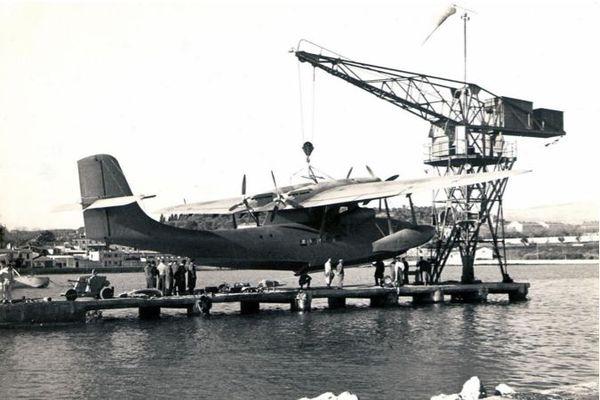 """19 mai 1937, décollage de  """" l'Atlantique 1"""""""