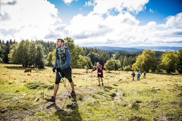 L'Ultra Trail des Montagnes du Jura aura lieu les 1er, 2 et 3 octobre 2021.
