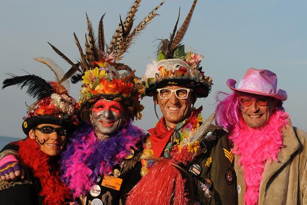 Se faire un costume de carnaval de Dunkerque, pas si difficile