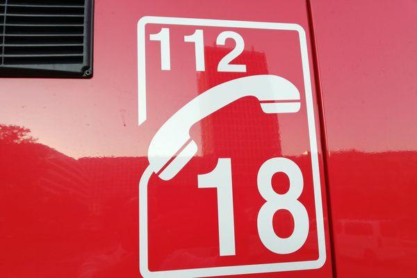 Dans le Roannais, les pompiers sont intervenus une dizaine de fois pour des inondations et des départs de feu consécutifs à la foudre.