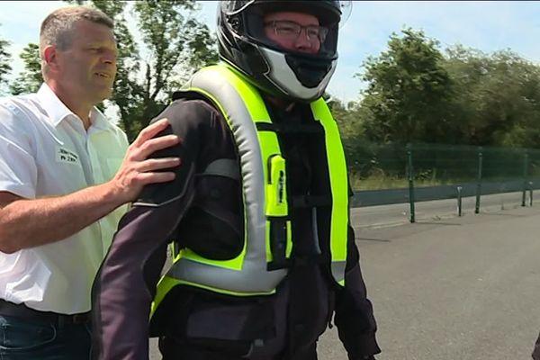 Formation pour motard à Beaucouzé