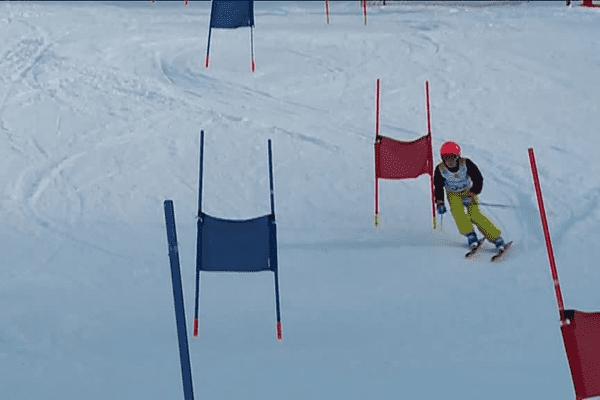 Le Géant Day, pour faire tester le slalom à tous les skieurs.
