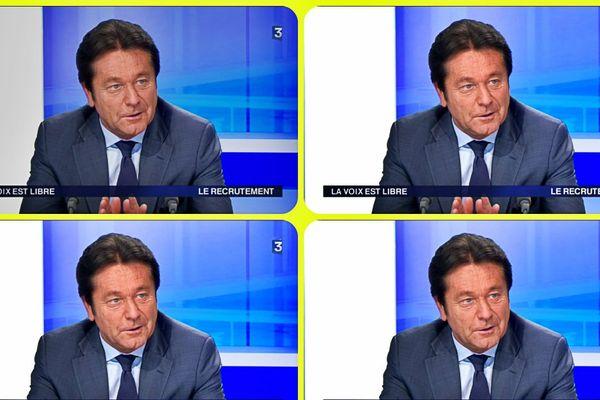 Waldemar Kita est l'invité de France 3 Pays de La Loire samedi 16 mai 11h30 dans La Voix est Libre.