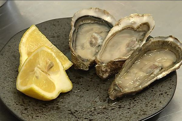 Les huîtres de Romain Verneuil