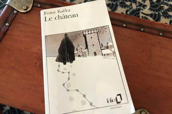 """""""Le château"""" de Kafka, le livre fétiche de Tanguy Viel"""