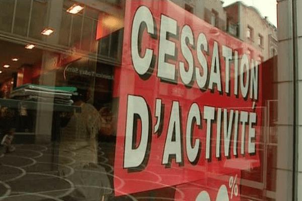 Des magasins ferment à Lille, ne supportant plus le prix des loyers commerciaux.