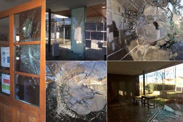 L'office du tourisme de Roybon vandalisé ce 3 décembre