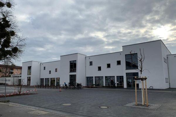 L'école primaire Josef-Guggenmos, refaite tout récemment, organise l'accueil d'urgence comme toutes les autres écoles de Kehl, mercredi 16 décembre 2020