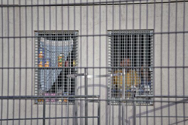 La maison d'arrêt de Corbas comptait 872 personnes incarcérées au 1er janvier 2020 alors que son seuil était prévu pour 690 détenus à sa création en 2009.  Photo d'archive de 2011