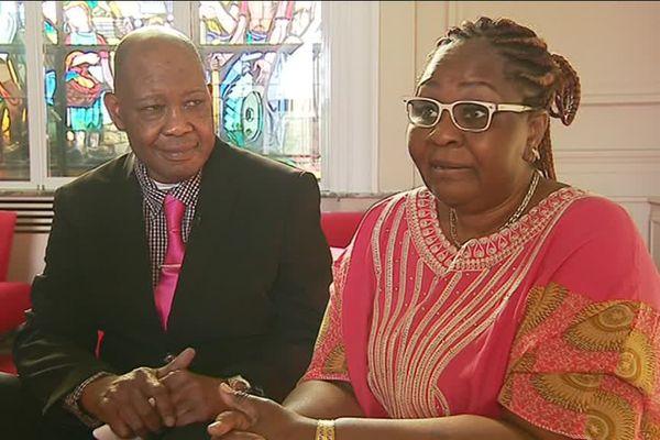 Les parents de Naomi Musenga s'expriment à la veille de la marche blanche