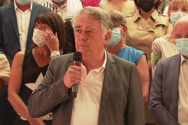 Gilles Bourdouleix, maire de Cholet