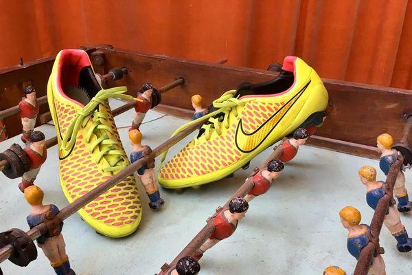 Les baskets de Zlatan Ibrahimovic seront vendues aux enchères à Saint-Brieuc