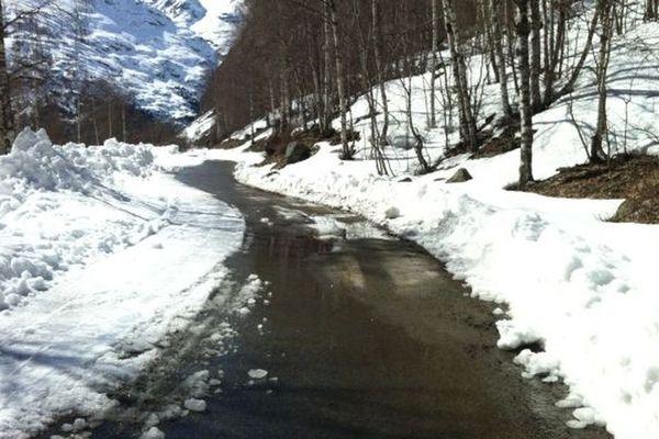Route de la Bérarde (Isère)