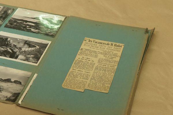 Les cartes postales qui ont conduit Jacques Tati à Saint-Marc