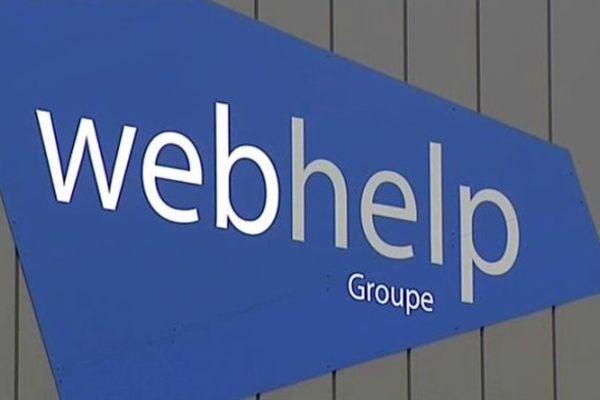 Le centre d'appels WebHelp à Montceau