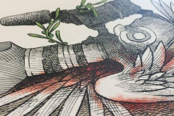 Le dessinateur iranien Kianoush, refugié en France, sera présent