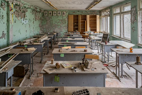 Les crèches et les écoles sont les endroits les plus difficiles pour moi, plus que les ateliers industriels.