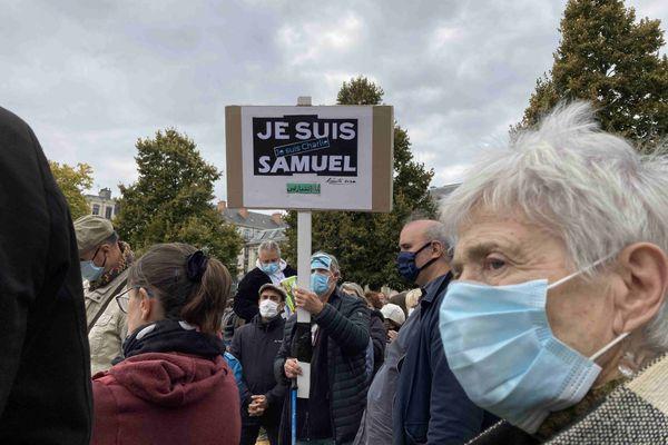 Sur la place de Verdun, à Grenoble, à 15 heures dimanche 18 octobre.