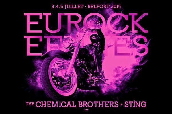 Sting et Chemicals Brothers à Belfort aux Eurockéennes 2015, belle affiche !