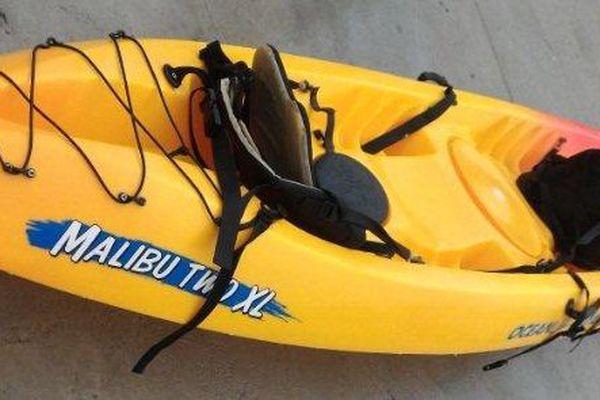 Un Canoë-kayak  et une pagaie étaient découverts à Marseille dans le secteur du Frioul.