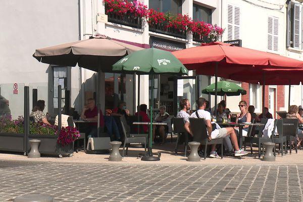 Au 1er août, le pass sanitaire devient obligatoire pour accéder aux restaurants.