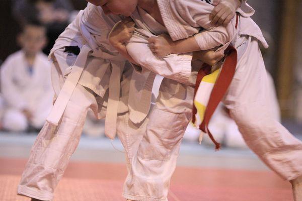 A Ceyrat, dans le Puy-de-Dôme, quelques 200 judokas se sont retrouvés sur le tatamis.