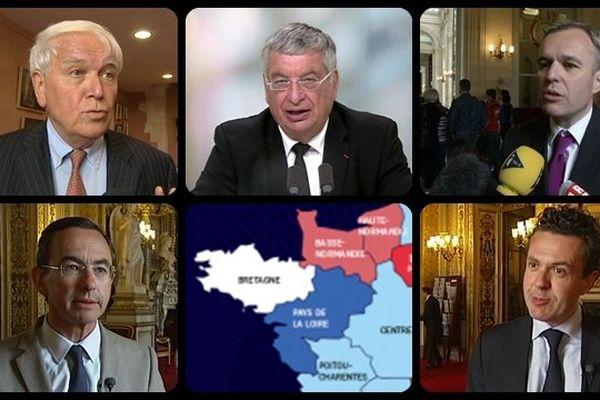les réactions politiques dans notre région au statu quo