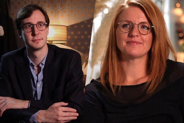 """François Boulo et Ingrid Levavasseur deux figures emblématiques des """"gilets jaunes"""""""