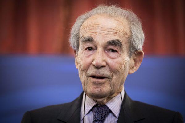 Ancien ministre de la Justice, Robert Badinter est le parrain du colloque organisé à Tours ce 9 octobre pour les 40 ans de l'abolition de la peine de mort.