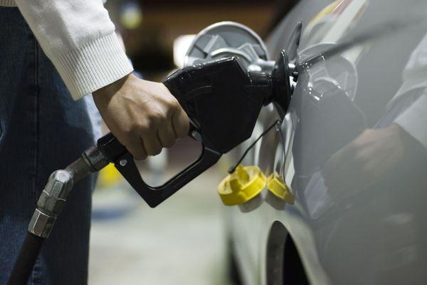 A cause d'un dysfonctionnement, 'essence était gratuite dans la nuit du lundi au mardi 5 novembre à la pompe du Carrefour de Sartrouville.