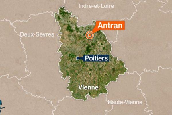 Antran, Vienne