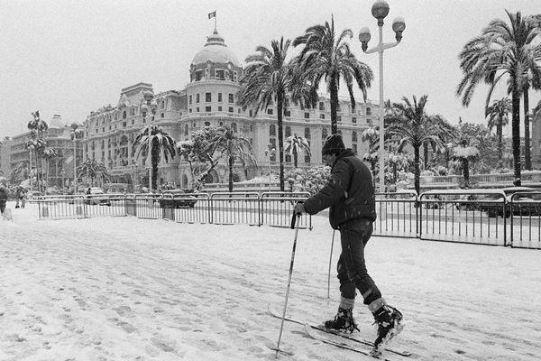 Nice, le 8 janvier 1985