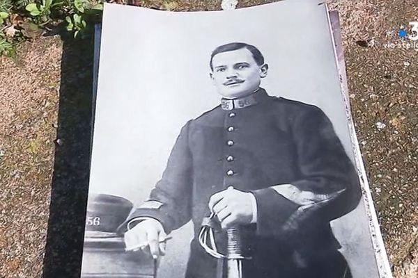 Grande Guerre : à la mémoire du maréchal des logis Bonelli, originaire de Piscia Rossa (Corse du Sud).