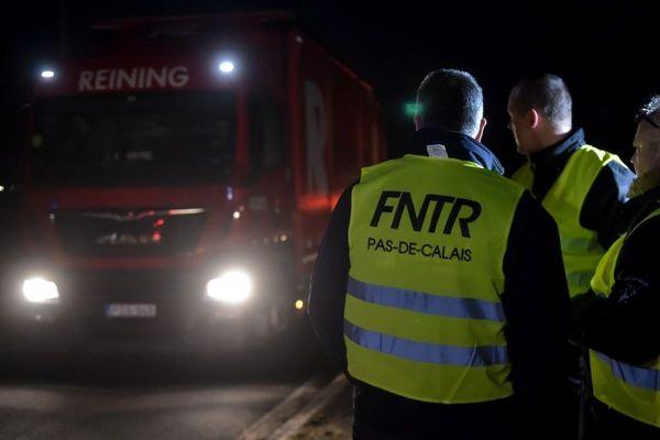 La FNTR Pas-de-Calais appelle à des blocages à la frontière franco-belge.