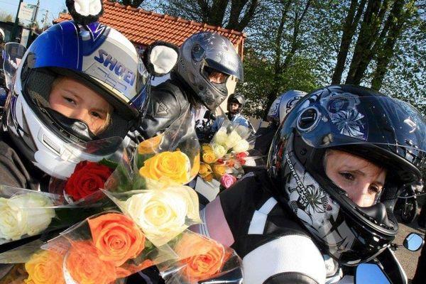 Le 24/04/2010, au départ de Coin-sur-Seille (Moselle)