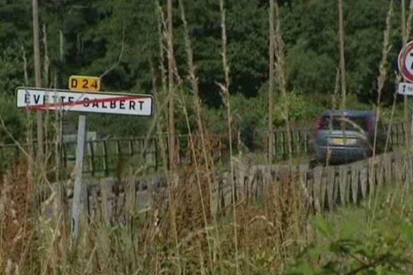 La route des Eurockéennes passe par cette petite commune Evette-Salbert