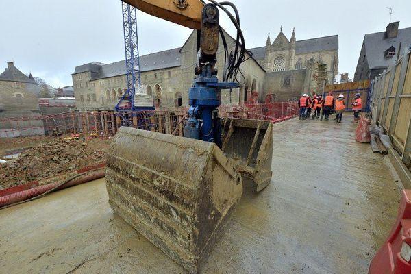 Un chantier à 107 millions d'euros