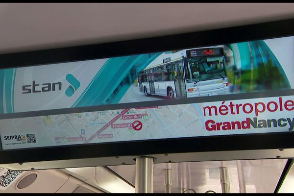 Le futur trolleybus devrait disposer d'une capacité maximale de 150 voyageurs.