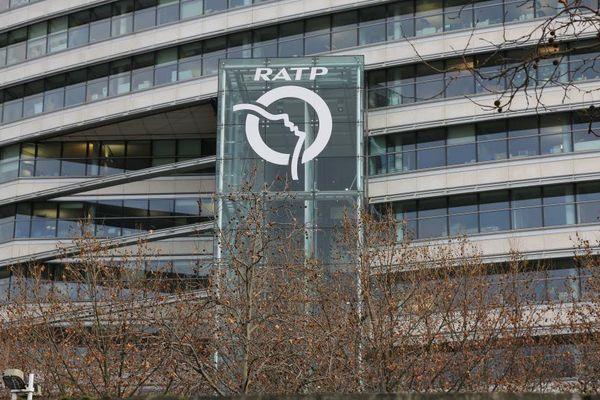 Le siège de la RATP, à Paris, le 15 décembre 2014.