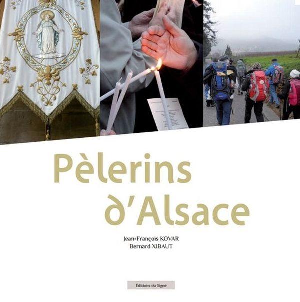 Le livre part à la rencontre de celles et ceux qui cheminent vers des lieux saints, en Alsace et ailleurs.