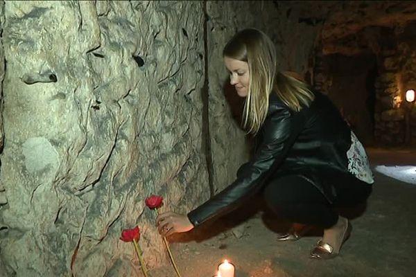 Longues de 2000m, tapies à 30m de profondeur, les grottes de Naoursconstituent le plus grand ensemble de souterrains aménagés de France.
